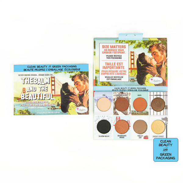 theBalm and The Beautiful - Episode 2 -- Eyeshadow Palette