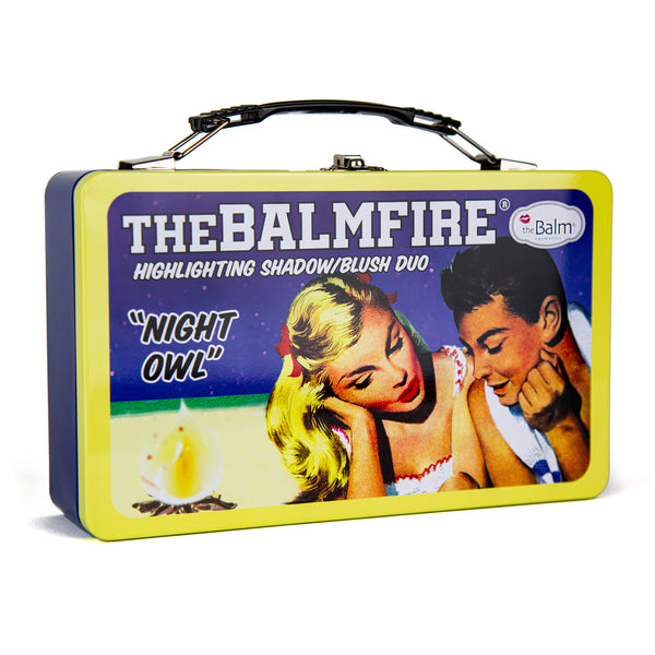 theBalmFire Lunch Box - Empty