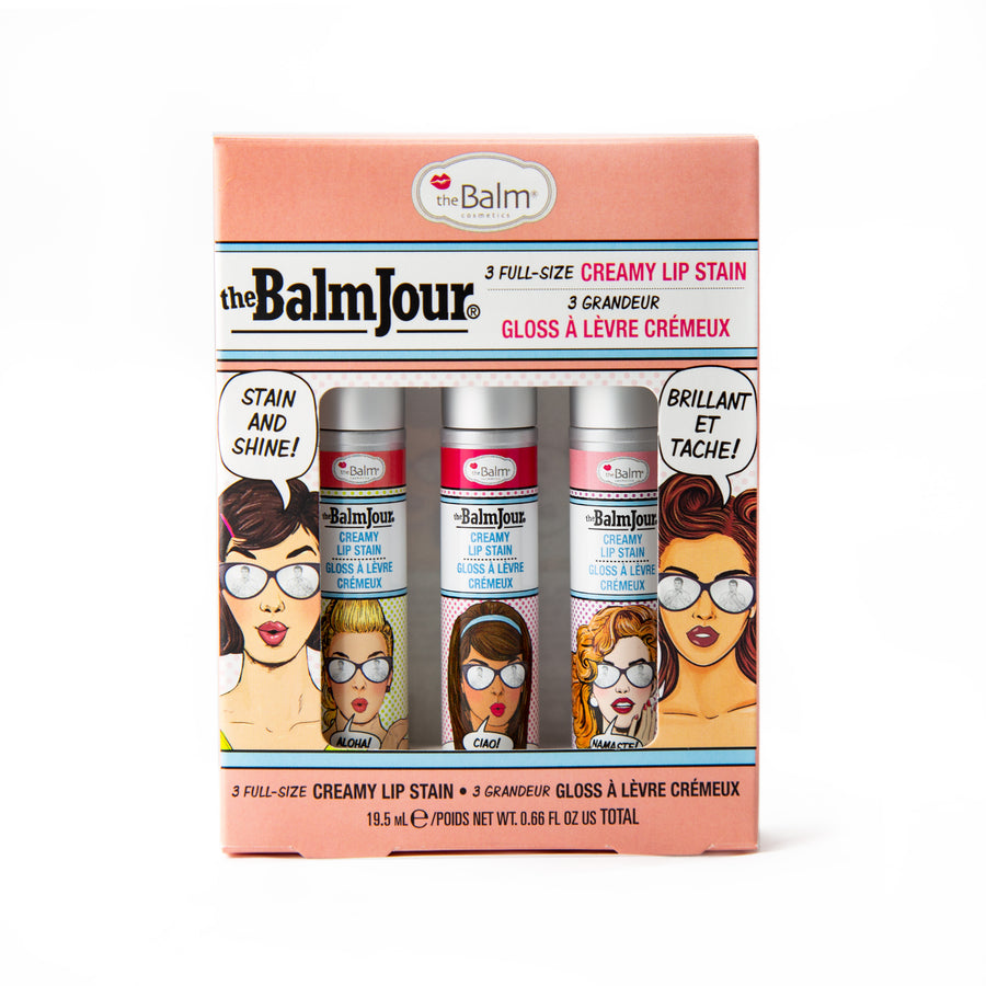 theBalmJour Full-Size 3-pc Box Set