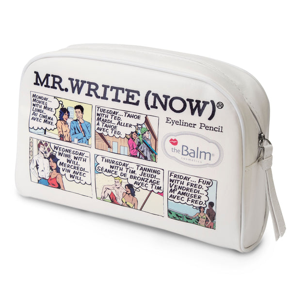 Mr.Write Now Cosmetics Bag