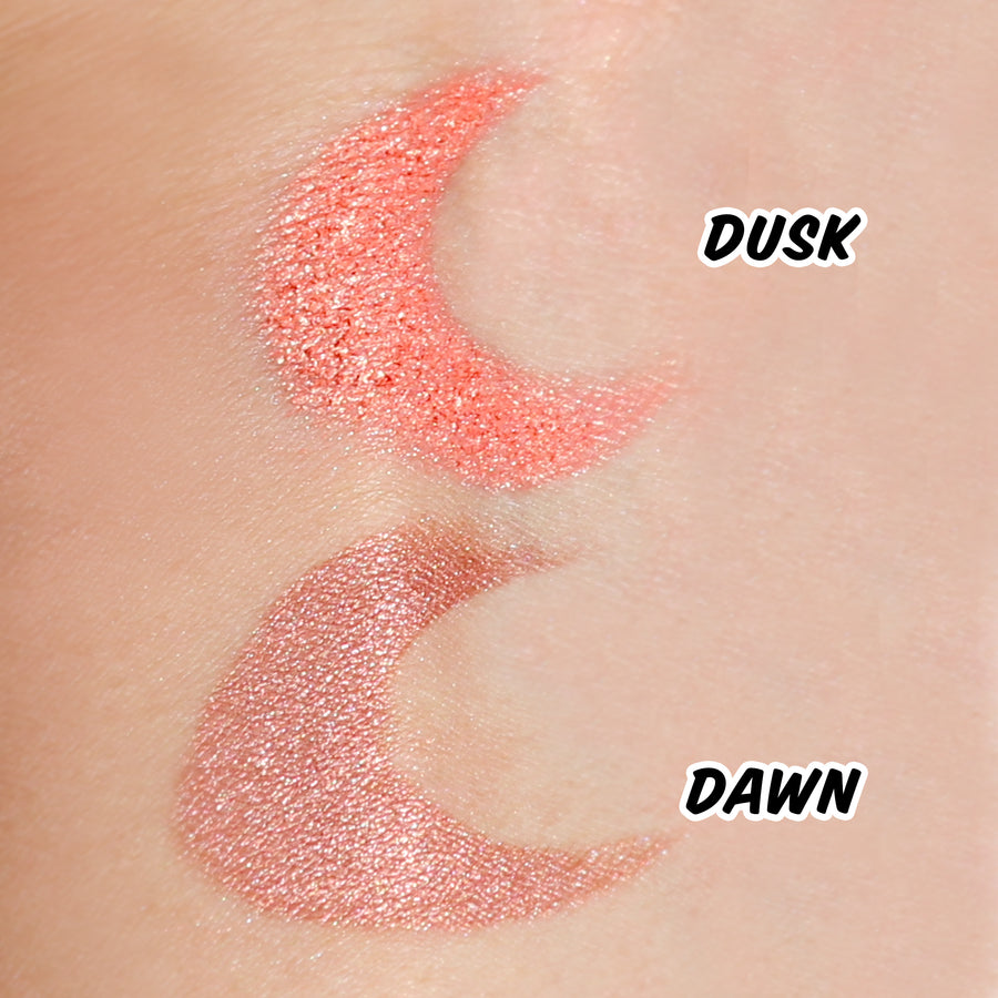 theBalmFire® NIGHT OWL -- Highlighting Shadow/Blush Duo