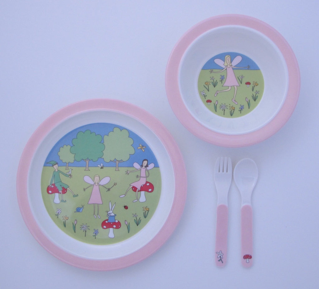melamine set fairy