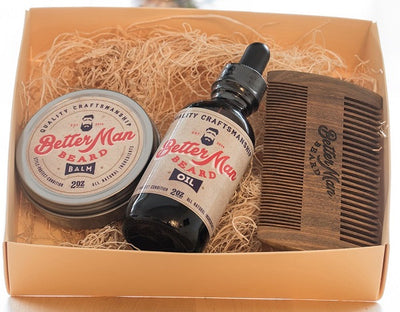 Better Man Beard Original Beard Kit: the perfect gift for the holidays