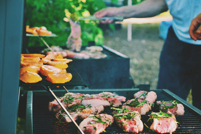 Summer BBQ Grill Safety Tips