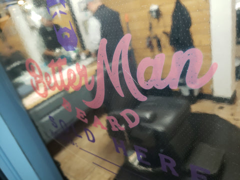 Don Juan's And Better Man Logo
