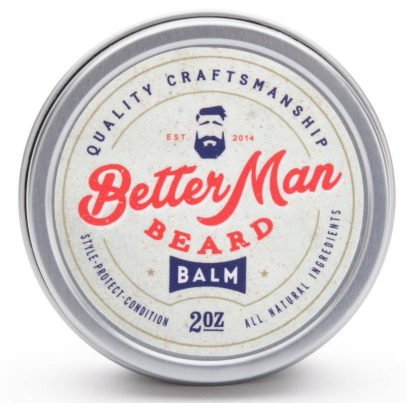(2 oz) Better Man Original Beard Balm