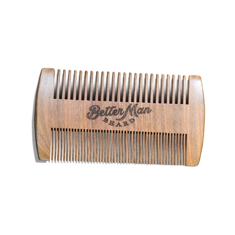 Better Man Beard Comb