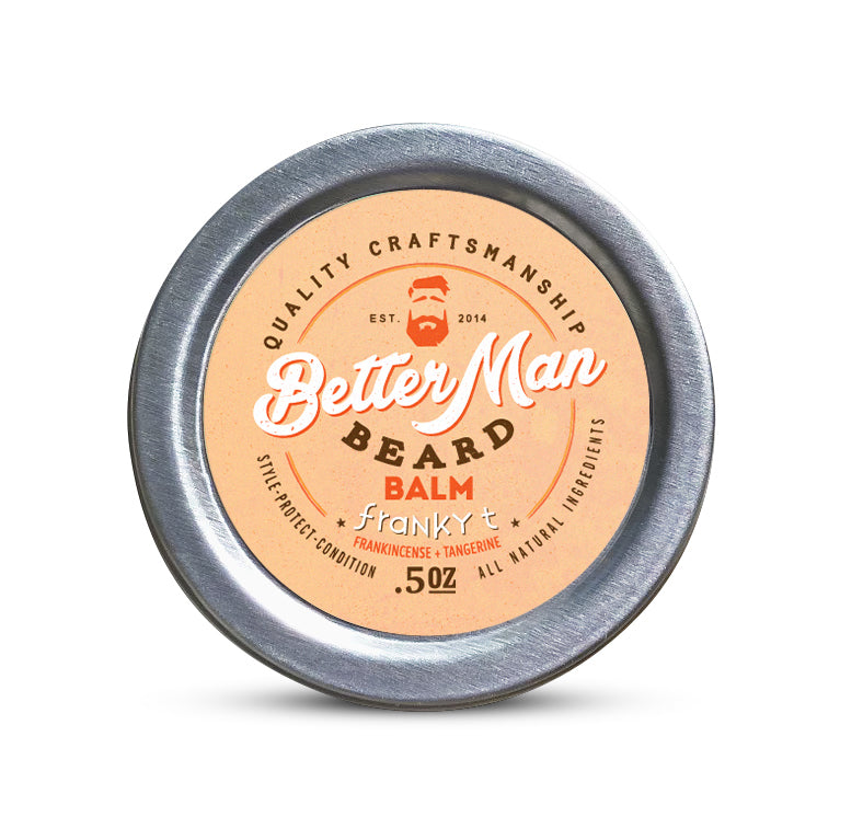 NEW: Franky T Beard Balm (0.5 oz)