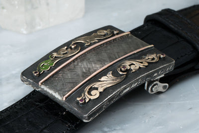Comstock Heritage Comstock Heritage Mason Ricci Belts And Buckles - Trophy ?id=28252886597821