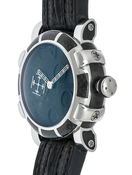 Reloj Romain Jerome para caballero modelo Moon Dust DNA Steel Mode.