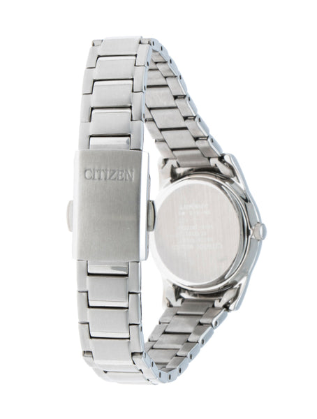 Reloj Citizen para dama acero inoxidable.