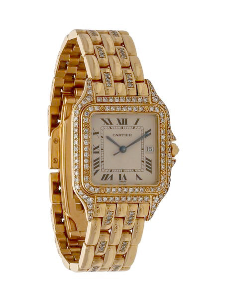 Reloj Cartier Panther unisex.