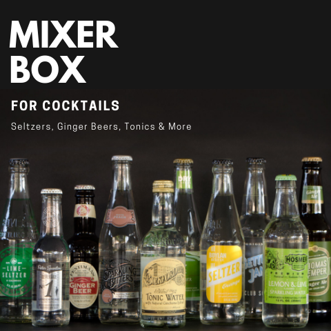Cocktail Mixer Box