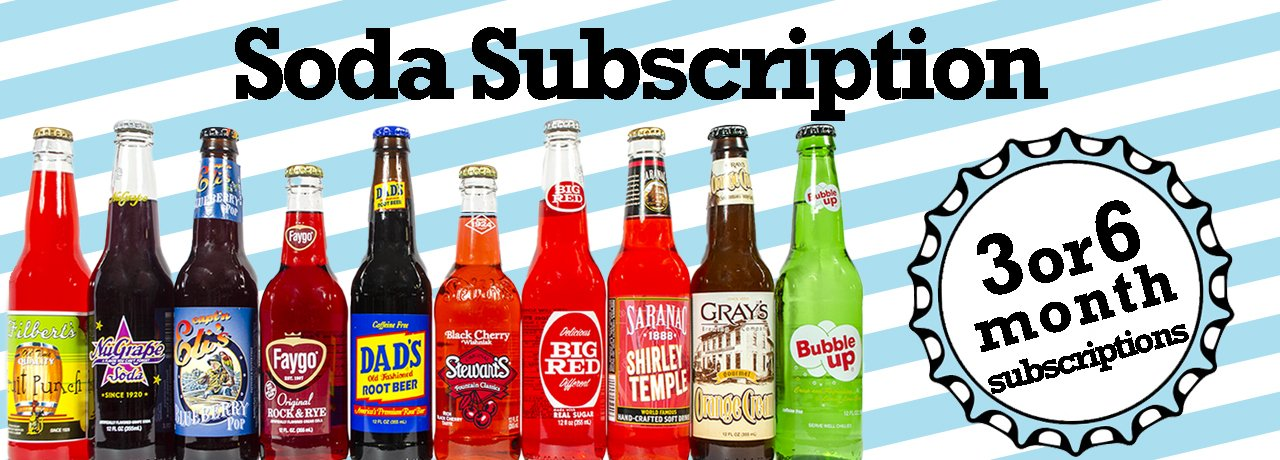 soda subscriptions