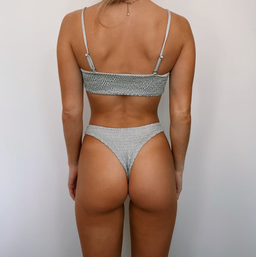 Neeka Bottoms - Silver