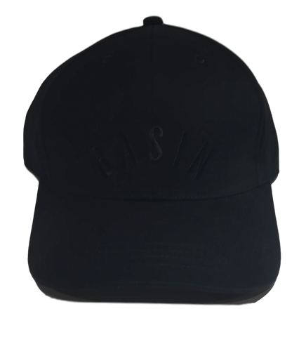 Basin Cap - Black/ Black