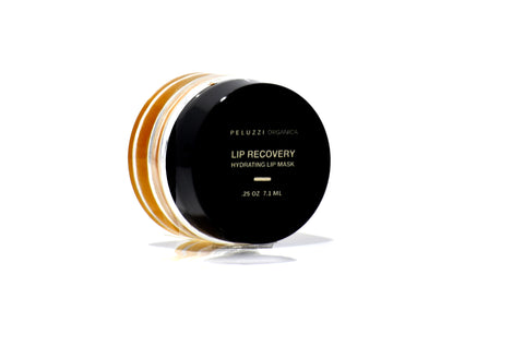 Lip Recovery Hydrating Lip Mask - Peluzzi Organica