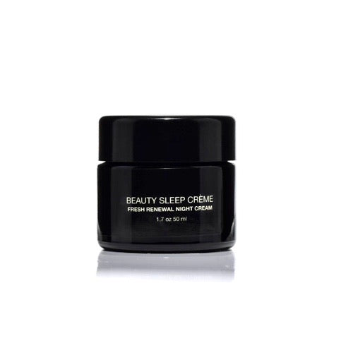 Beauty Sleep Crème Fresh Renewal Night Cream - Peluzzi Organica
