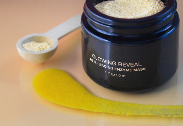 Glowing Reveal Resurfacing Enzyme Mask
