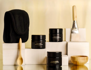 Mask Treatment Collection Set - Peluzzi Organica
