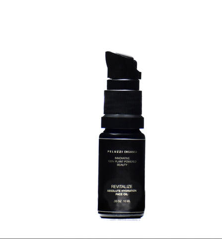 Revitalize Absolute Hydration Face Oil Travel Mini - Peluzzi Organica