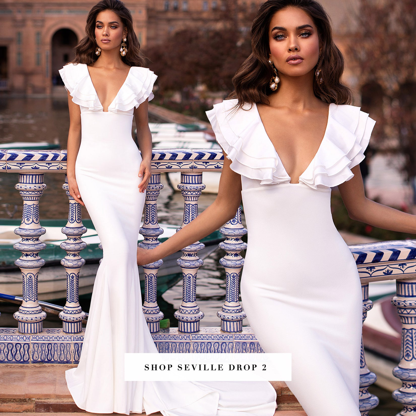 a3d07654a31 It s a beautiful thing when simplicity meets feminine details to create a  timeless look of sophisticated style.