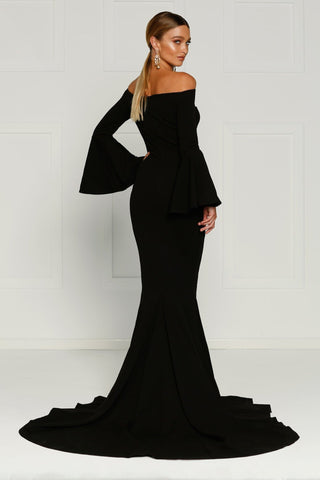 Amore Gown - Black