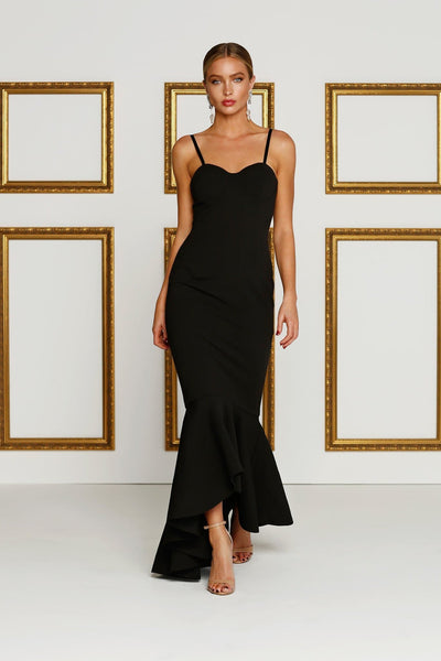 Yessenia Gown - Black