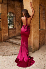 Lena Multiway Gown - Plum SOLD OUT