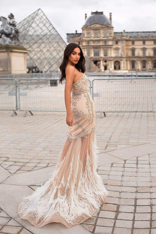 Aramis Beaded Gown