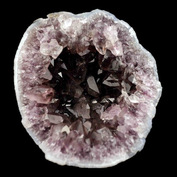 Amethyst Purple Crystal Natural Mineral Specimen # B 3521  https://www.superbminerals.us/products/amethyst-purple-crystal-natural-mineral-specimen-b-3521  FeaturesA large plate of Amethyst crystals. The crystals are all perfectly terminated and have great luster and great purple color – It is all natural, no polishing, no artificial coloring or dyes – a striking piece with no damage. beautiful large display piece!. Primary Mineral(s): Amethyst