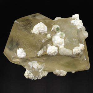 Calcite with Mordenite,Gyrolite # 20T46 Calcite Superb Minerals