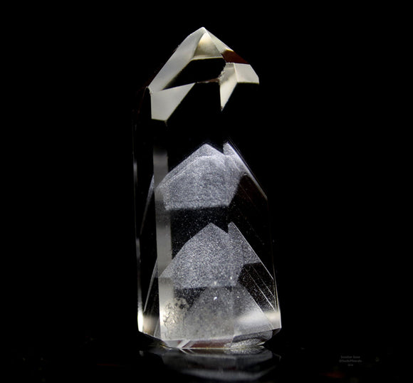 'Phase' - Phantom Quartz (First Place, Photography.