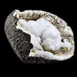 Goosecreekite with Calcite and Quartz on Mordenite - #C53 Goosecreekite Superb Minerals