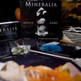 You will love this captivating, timeless memory building activity featuring beautiful, detailed photographs of stunning, rare and unique natural minerals.   24 large, sturdy detailed tiles in an elegant storage box. Basic rules are simple, or create your own game.  Suitable for All Ages! Adults and kids dig it!