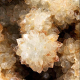 MM Quratz Sparkling Crystal Flower, Jalgaon, India #TUC042 MM Quartz Superb Minerals