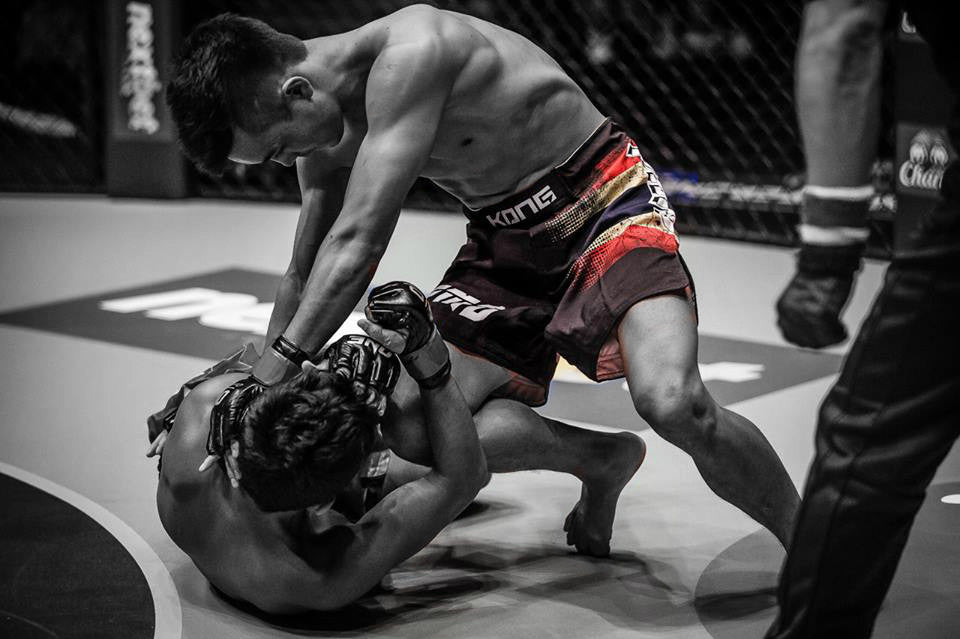 The foundation of the Asian MMA scene