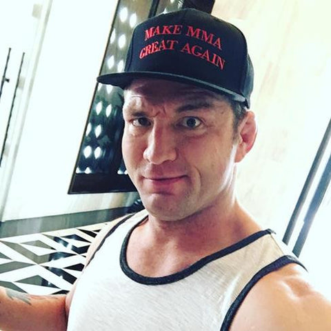 Make MMA Great Again Cap