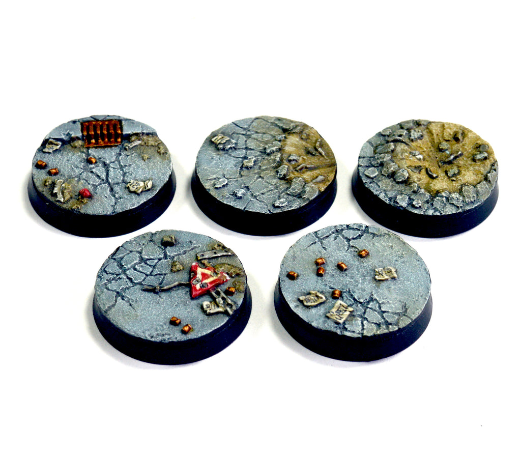 25mm Urban Waste Inserts x 5