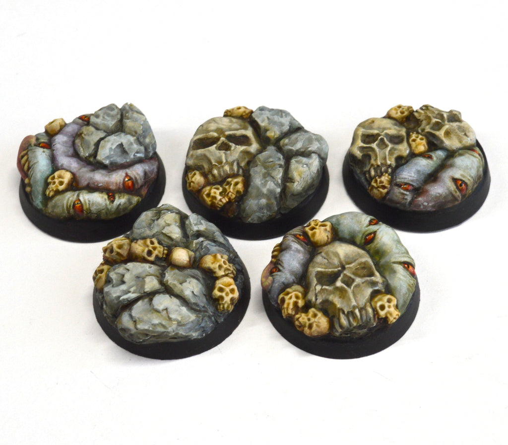 25mm Demon World Base x5