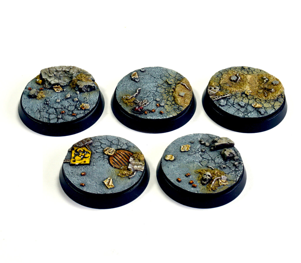 32mm Urban Waste Inserts x 5