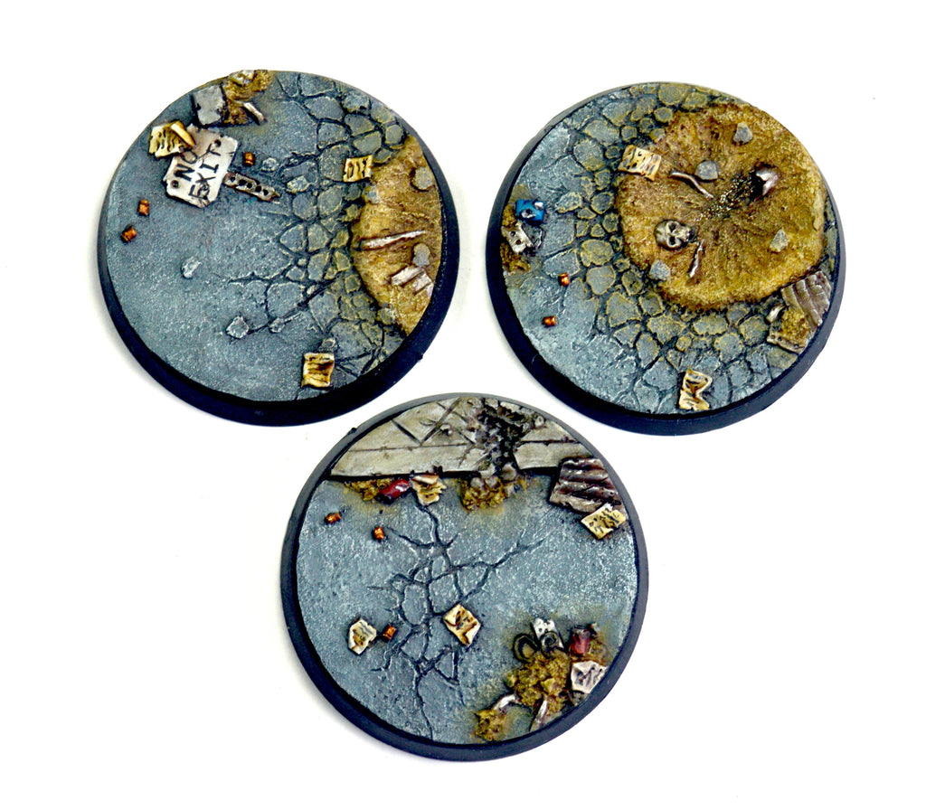 40mm Urban Waste Inserts x 3
