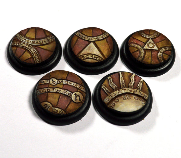 Small Arcane Tower Inserts x 5