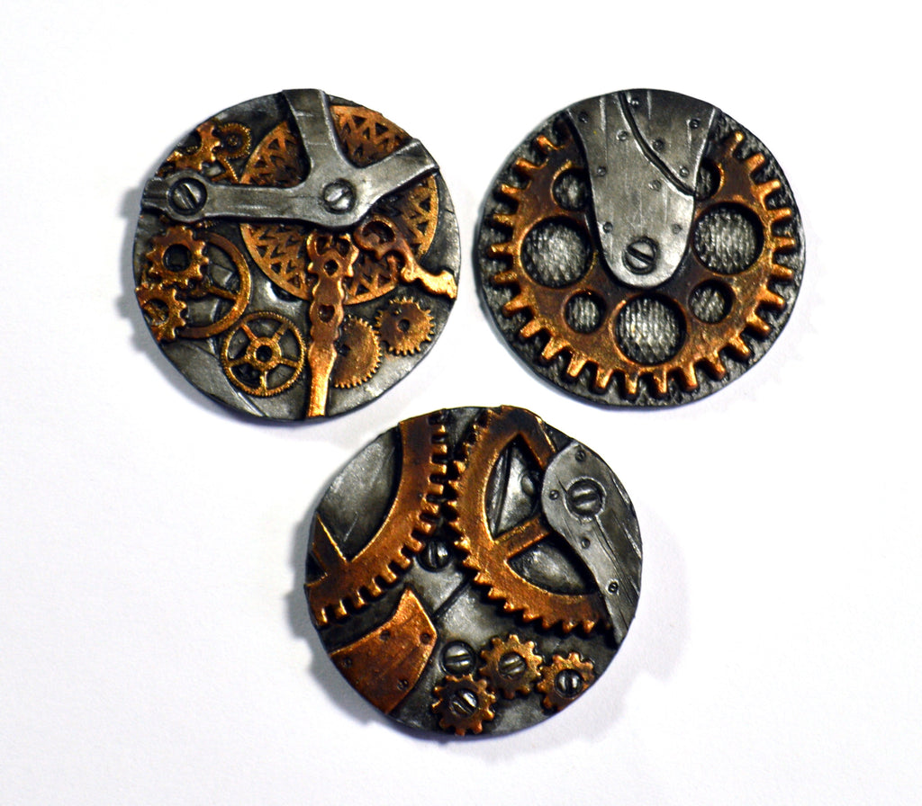 Medium Clockwork Inserts x 3