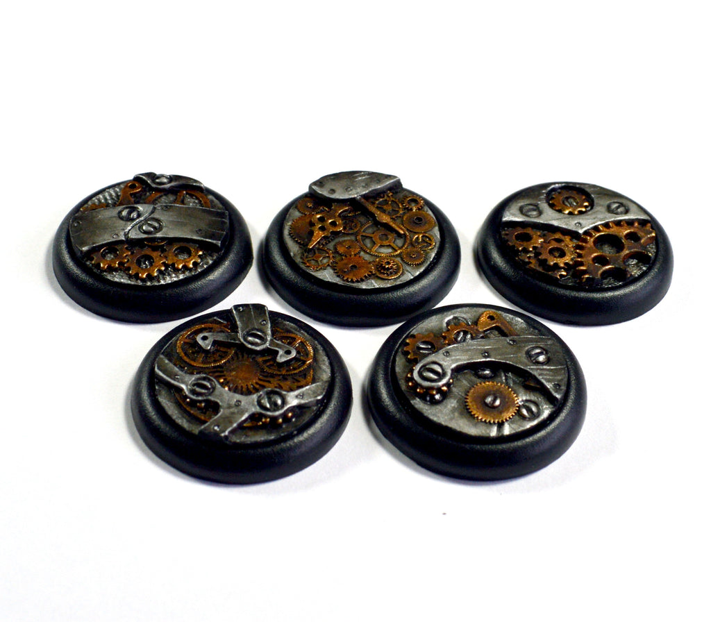 Small Clockwork Inserts x 5