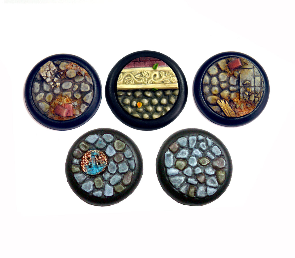 Assorted Cobblestone Inserts