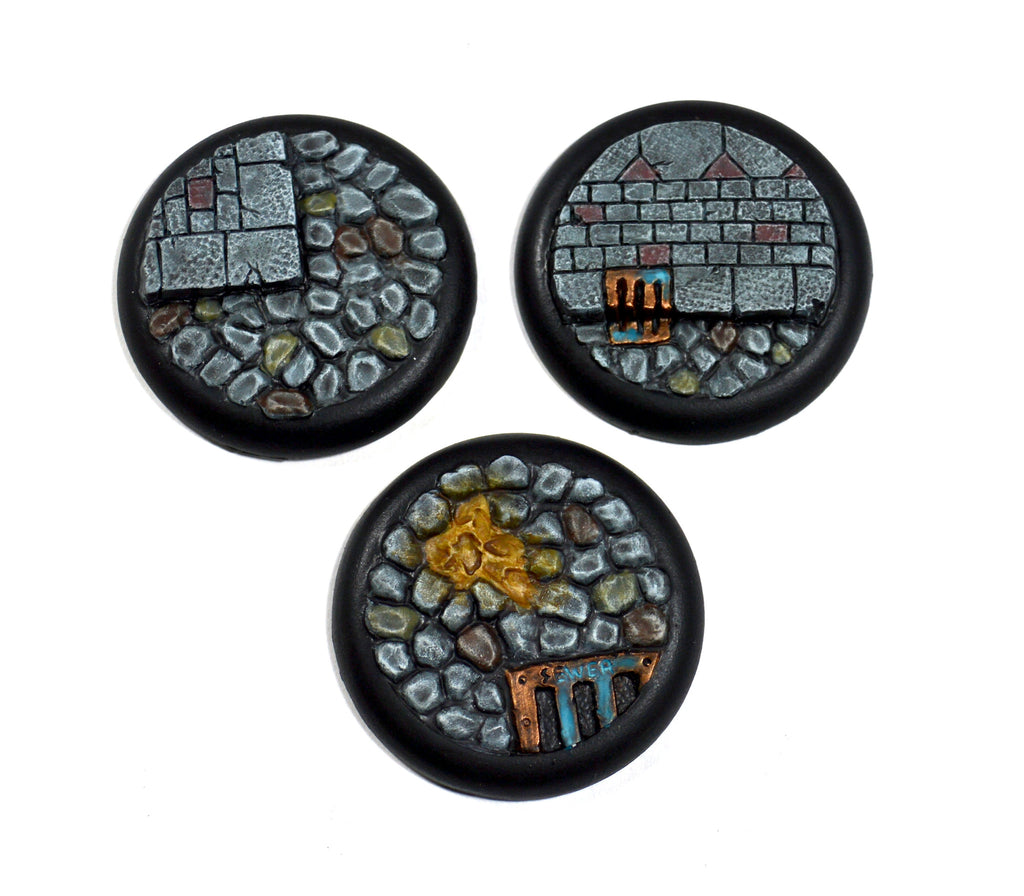 Medium Cobblestone Inserts x 3