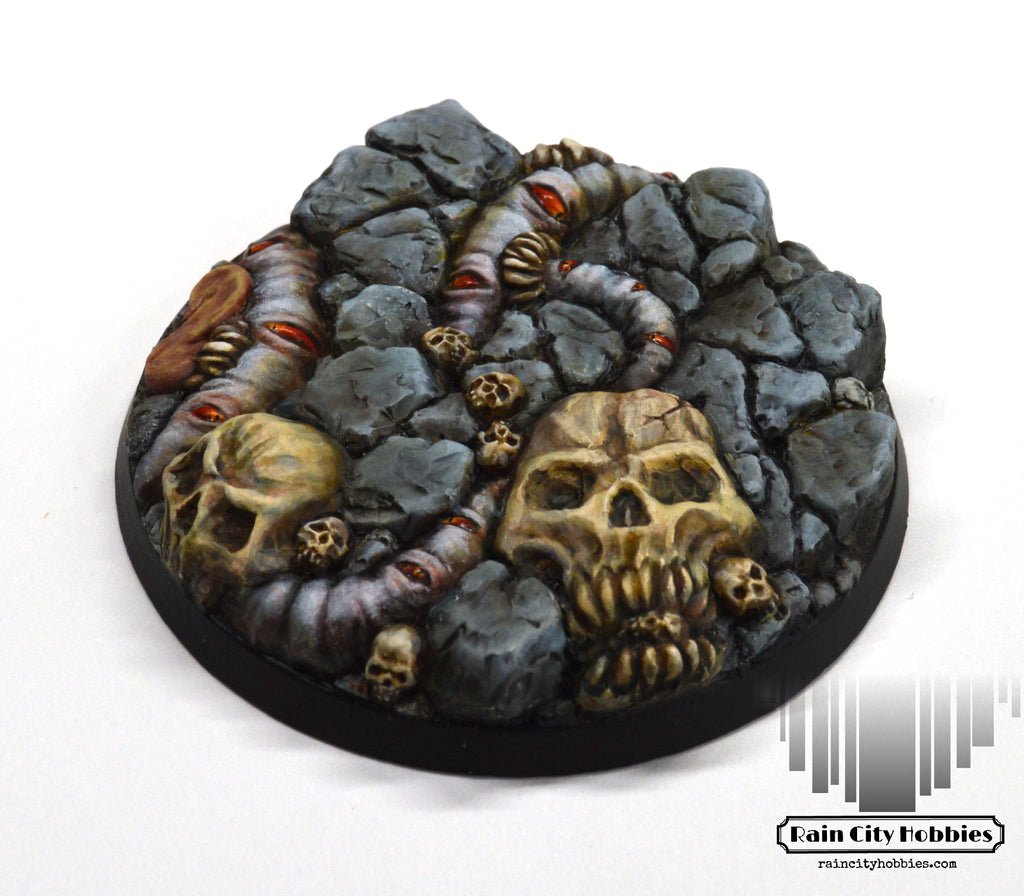 60mm Demon World Base x1