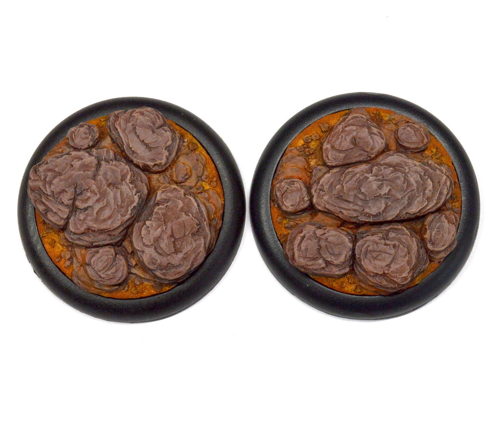 Large Desert Butte Inserts x 2