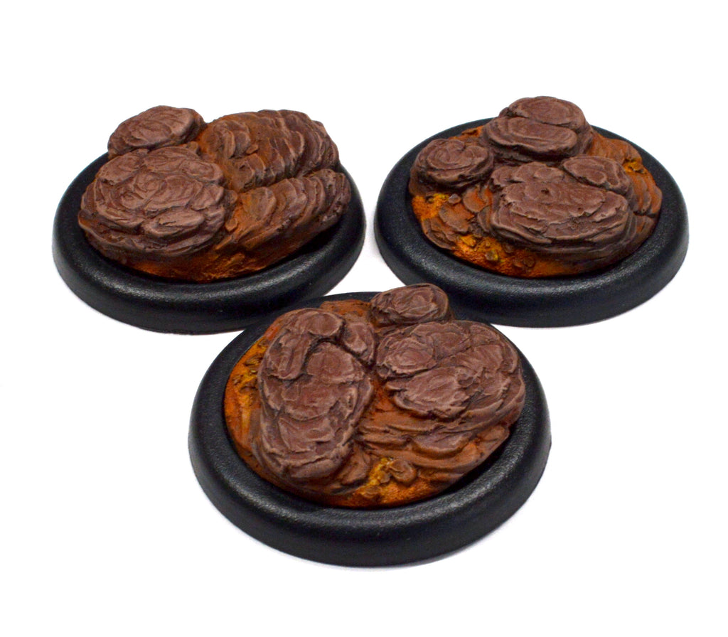 Medium Desert Butte Inserts x 3